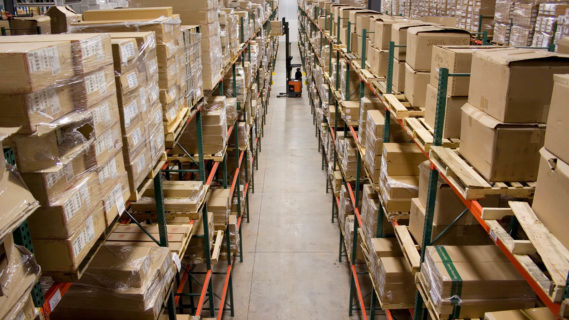 INDEPENDENT WAREHOUSE INVENTORY
